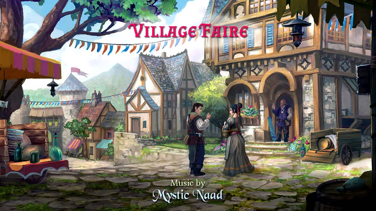 Fantasy Medieval Music - Village Faire