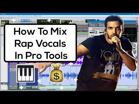 Mixing Rap Vocals In Pro Tools (SECRETS REVEALED)