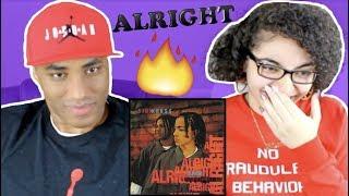 Teen Daughter Reacts To Dad's 90's Hip Hop Rap Music   Kris Kross - Alright