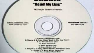 Shanie - Read My Lips(Alex Graham Edit)