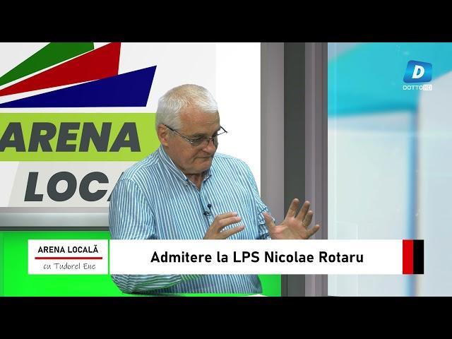 ARENA LOCALĂ - invitat Andrei Szemerjai   21 Mai 2021