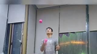 3ボール 古典的?な技