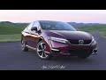 Honda Clarity 2017 - 2017 Honda Clarity Fuel Cell | Honda Hydrogen Car and Plug in Hybrid