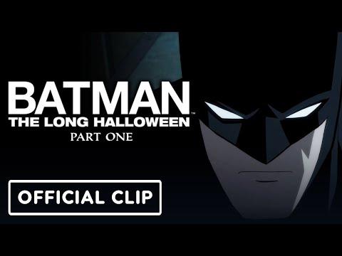 Batman: The Long Halloween, Part One - Official Arkham Asylum Clip