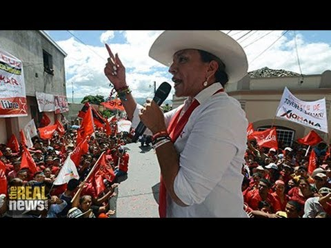 Political Repression Intensifies Ahead of Honduran Presidential Election