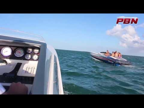 Florida Powerboat Club Boca Grande Raft Up Key West 2013 - Part Two