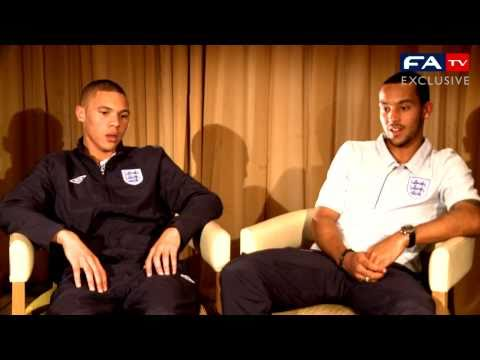 On the Spot! - Walcott & Gibbs on X factor and the crossbar challenge