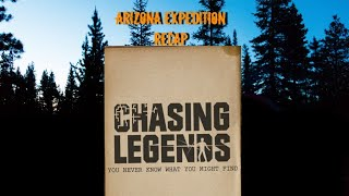 LIVE Stream #16: Chasing Legends: Mogollon Monster RECAP