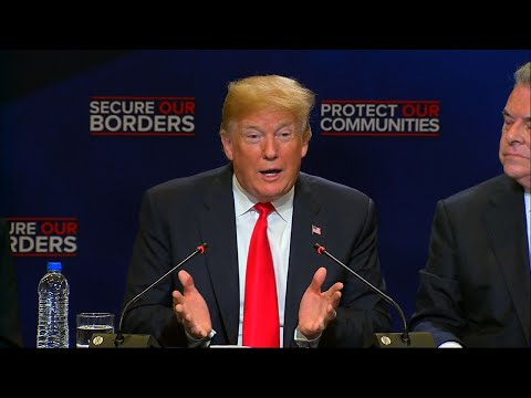Trump Defends MS-13 'Animal' Comment