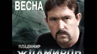 Владимир Ждамиров.  Где же воля моя. за забором весна2014