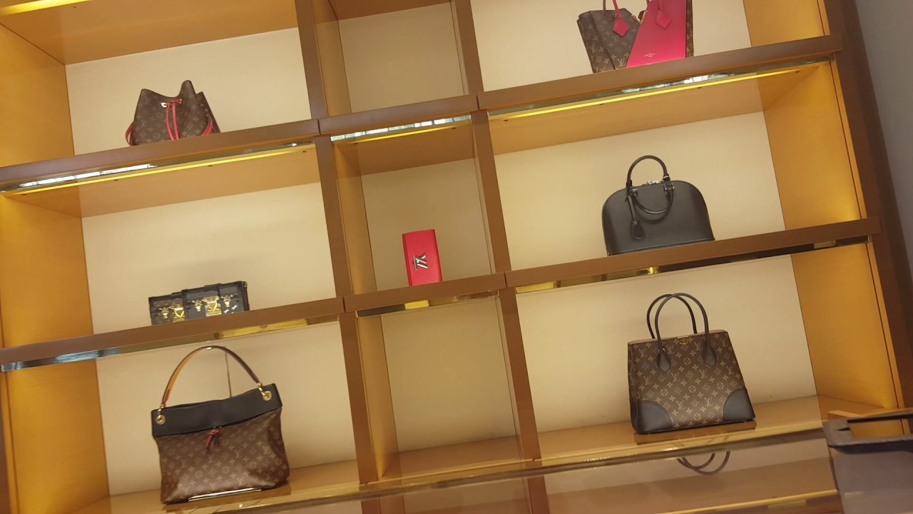 4a9697bedc473 The Best Blog - Louis Vuitton Zurich - YouTube