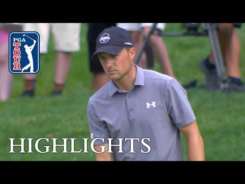 Jordan Spieth's Highlights | Round 1 | Travelers Championship 2018