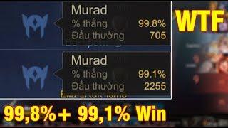 Team Bất Ngờ Khi Thấy Murad 99,8% + Murad 99,1% Tỉ Lệ Thắng Sẽ NTN Và Cái Kết
