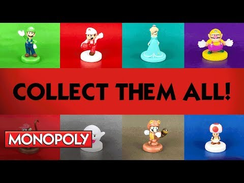 'Monopoly Gamer: Power Characters Powerpack' - Hasbro Gaming