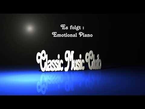 Emotional Piano - Klaviermusik - Klavierkonzert - Piano Concerto - Study Music Piano