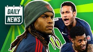 Weinzierl raus!Neymar ist zurück & Paris Meister! Sanches will Bayern verlassen! Neuer Hertha Coach?
