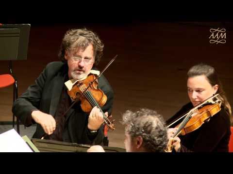 JS Bach Sinfonia to Cantata No.42