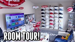 THE ULTIMATE HYPEBEAST ROOM TOUR 2019