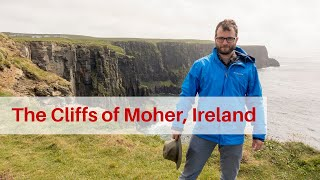The Cliffs of Moher, Ireland  formed so long ago all the land on earth was one big mass