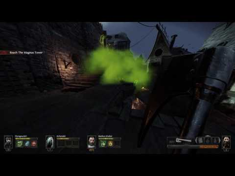 I FOUND A TOMB!!! | Warhammer: End Times - Vermintide (Part 1) |