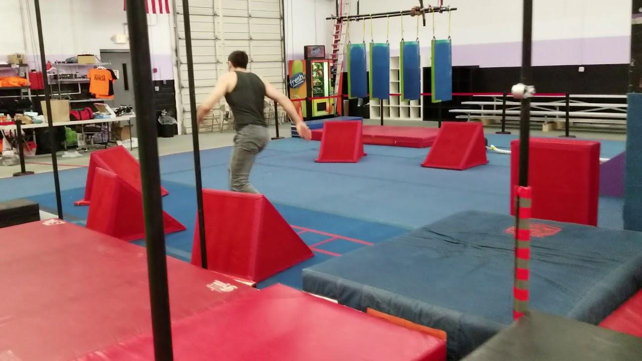 New Era Ninjas NNL Course Preview - Drew Drechsel - YouTube b4c08be2911