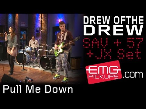 "Drew OfThe Drew plays ""Pull Me Down"" live on EMGtv"