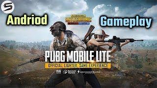 PUBG Mobile LITE Andriod Gameplay