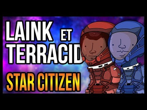 J'AI TRÉBUCHÉ DANS L'ESPACE-TEMPS (Star Citizen)
