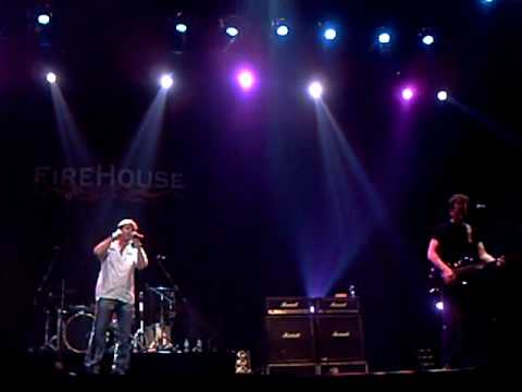 Firehouse - Here For You (Live in Jakarta, Indonesia | 16 June 2010)