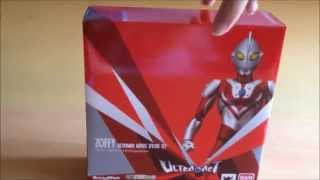 Tamashii Nations Web Exclusive Ultra act: Zoffy and Ultraman Mebius set