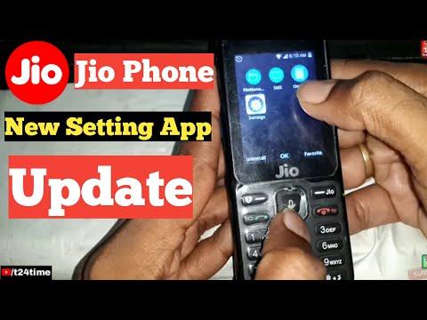 JioPhoneNewUpdate Jio Phone Setting Update With OmniSd - YouTube