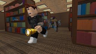 ROBLOX - Jouer à la bibliothèque d'horreur