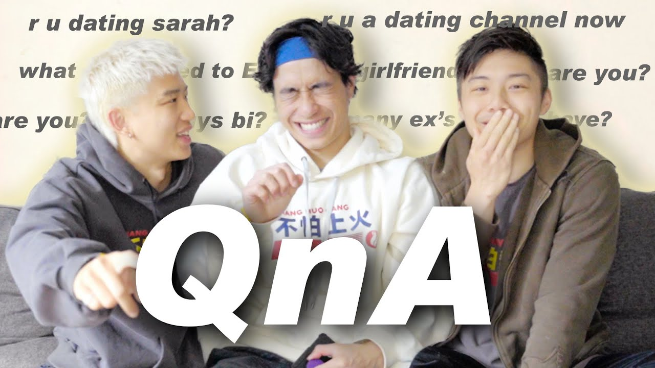 Are We a DATING Channel Now? | CANTOMANDO Q&A #4