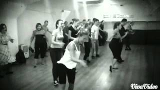 TWIST (master class in Mosocw dancing Rebels)