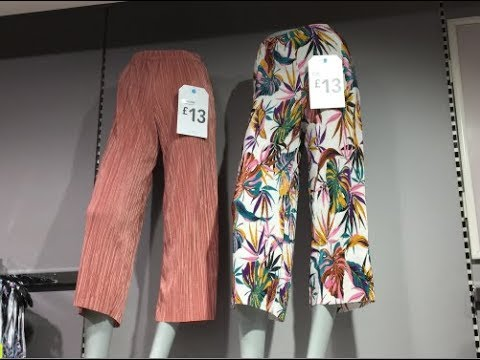 Primark Women's Trousers | May 2019