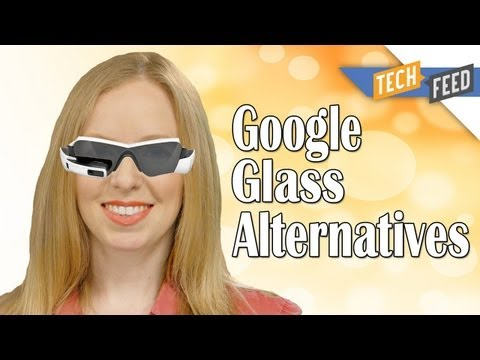 Cheaper Google Glass Alternatives!