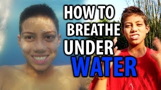 How To Breathe Under Water - Ancient Technique