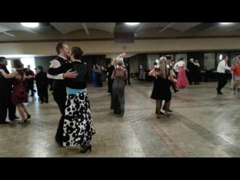 Ballroom Dancing 5 - Snow Globe Ball - December 2017