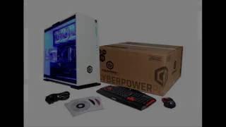 CyberPower PC Gamer Xtreme GXI9920Q Intel i7 6700 3 4GHz Gaming Desktop   16GB DDR4, NVIDIA GTX 1060