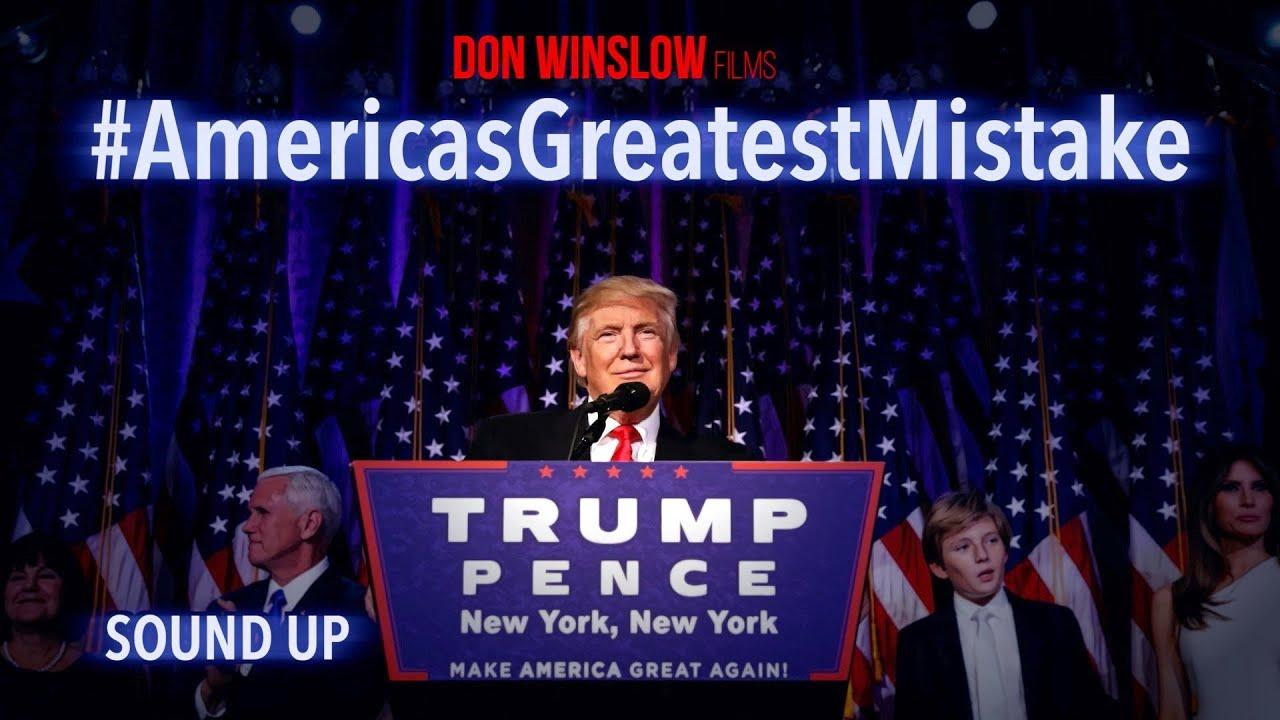 Don Winslow Films - #AmericasGreatestMistake