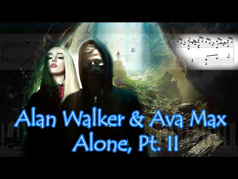 alan-walker-&-ava-max---alone,-pt.-ii-[piano-tutorial-|-sheets-|-midi]-synthesia