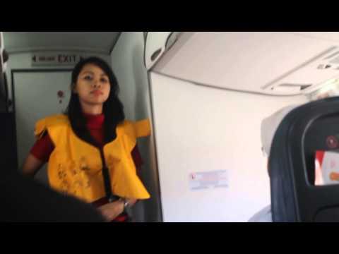 Wings Air Safety Flight Demonstration ATR72-600