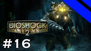 Volx Plays BioShock 2 - Episode 16 - Spider on the Wall