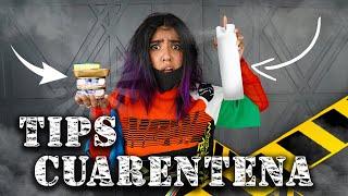 COMO SOBREVIVIR A LA CUARENTENA  #QUEDATEENCASA | KAREN POLINESIA MUSAS  LOS POLINESIOS