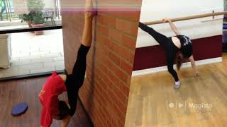 Rhythmic Gymnastics. Free Trial Lesson. I and II level. March 19 , 5:30 pm in Sherman Oaks. 6-9 year