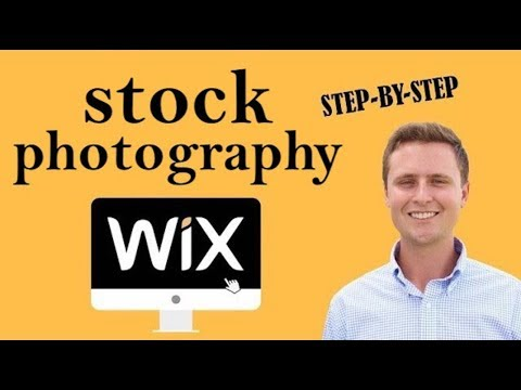 Create Your Own Stock Photo Website