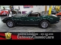 1968 Chevrolet Corvette Gateway Classic Cars #646 Houston Showroom