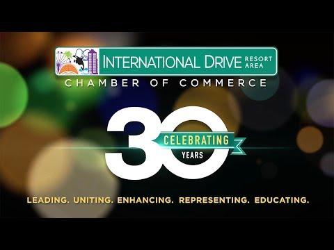 International Drive Chamber of Commerce Awards 30th Anniversary