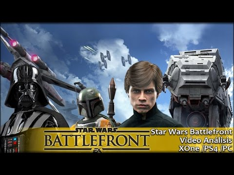 Star Wars Battlefront   Análisis español GameProTV