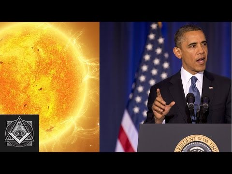 Obama Warns About Space Threats